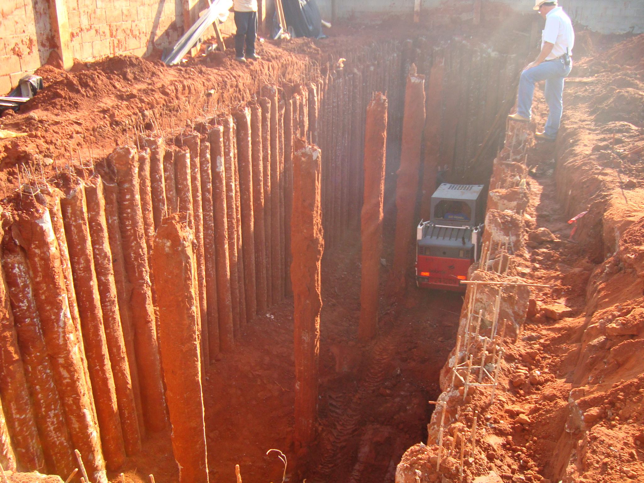 Disk Caçamba - Escavações